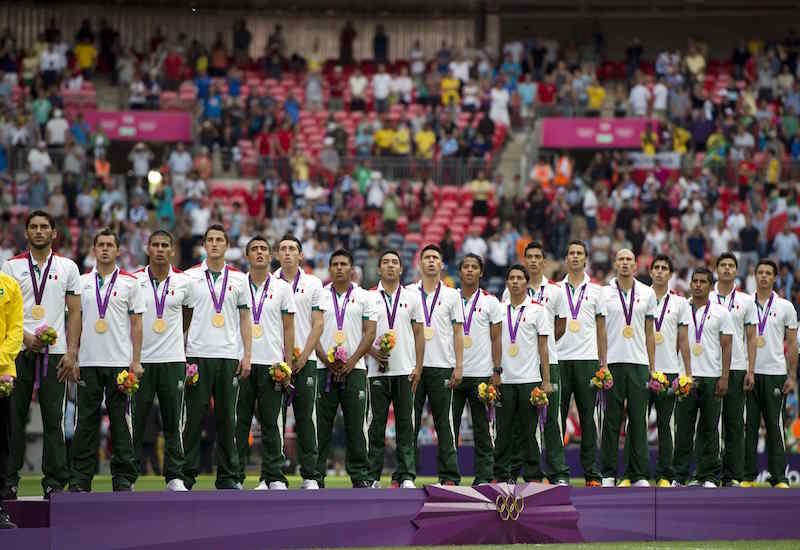 Cuánto dinero han recibido los ganadores del oro olímpico del TRI