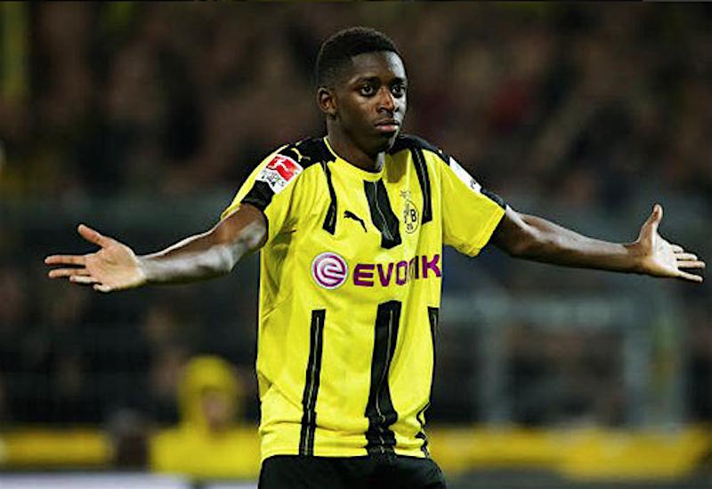 Borussia Dortmund rechaza oferta por Dembélé