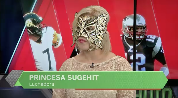Entrevista Princesa Sugehit