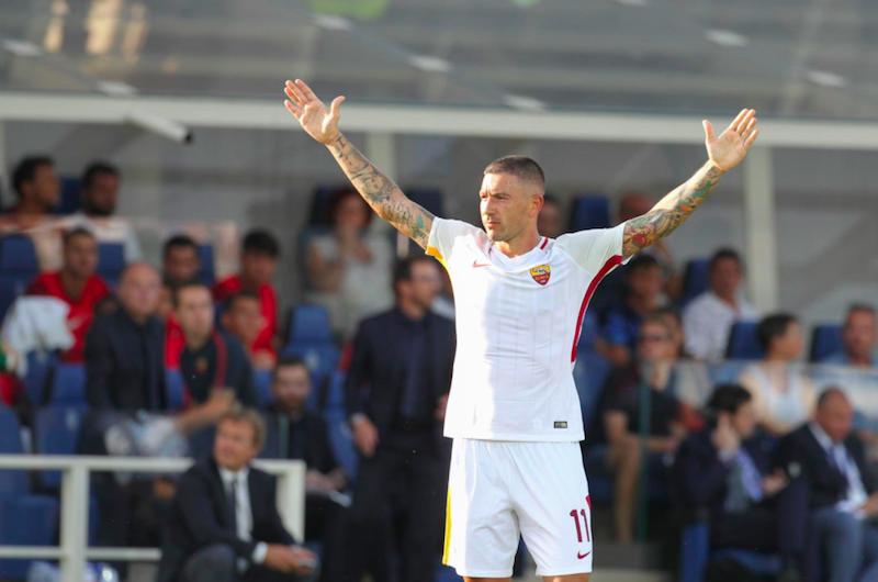 Roma gana en la nueva era sin Totti