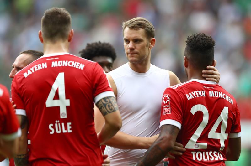 Neuer vuelve a las canchas en triunfo del Bayern