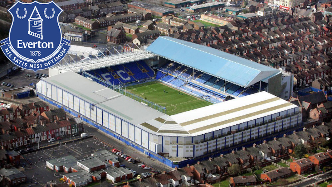 Everton celebra 125 años del Goodison Park, con tremendo 'playerón' -  Estadio Deportes