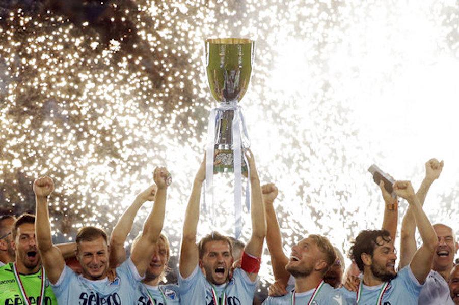 Lazio, CAMPEÓN de la Supercopa italiana
