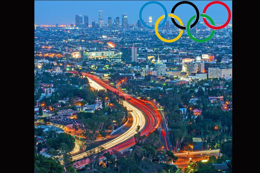 ¡L.A se quiere quedar con los Olímpicos 2028!