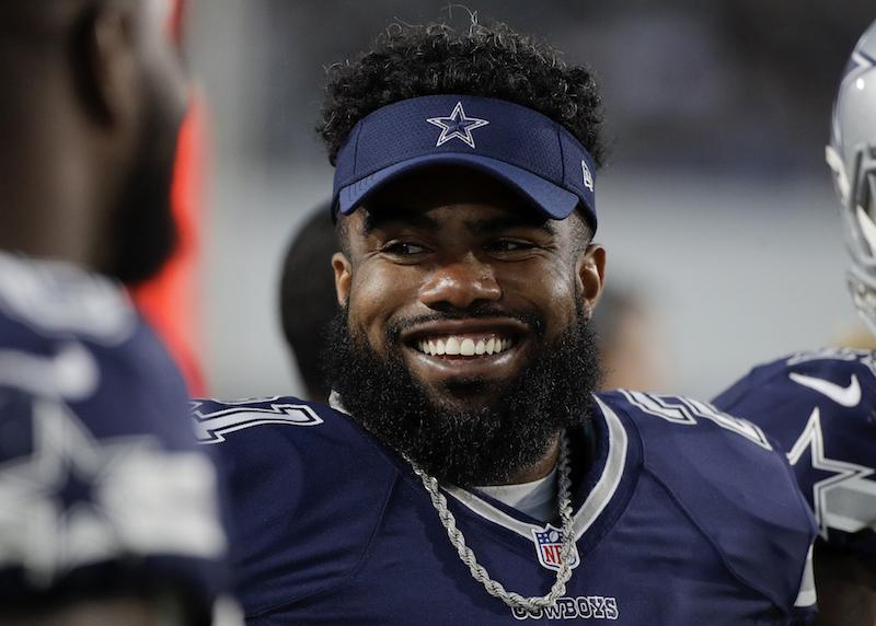 Ezekiel Elliott apela sanción impuesta por la NFL