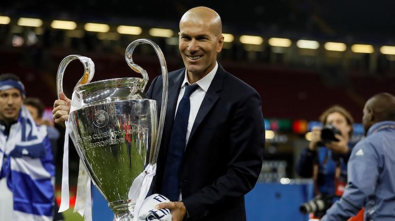 2017, año completo para el Real Madrid