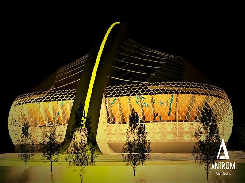 Checa la propuesta para el nuevo estadio de Tigres