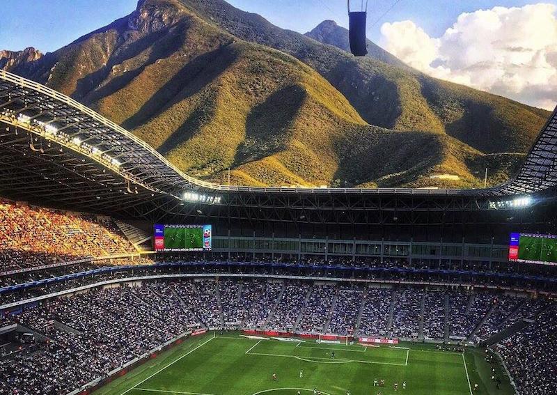 Estadio de Rayados, el más hermoso del mundo según la BBC