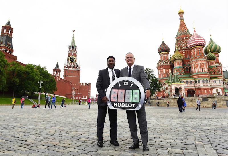 Definen fecha para sorteo de Rusia 2018