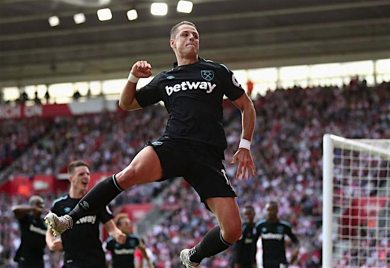 Chicharito se luce en regreso a West Ham