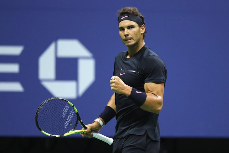 Nadal arrasa a Del Potro y va por título del Us Open
