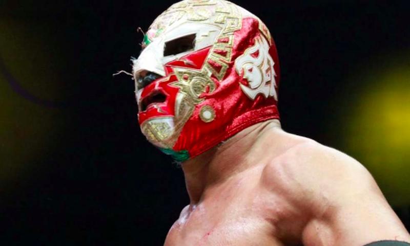 Las máscaras que han caído en la lucha libre