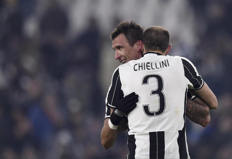 Juventus sufre dos bajas para el duelo frente a Barcelona