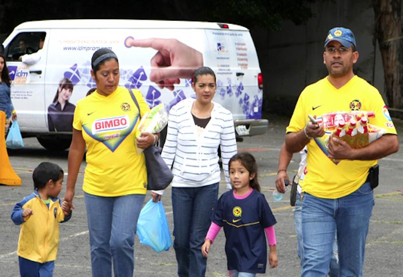 América envía dos toneladas de víveres para afectados por el sismo