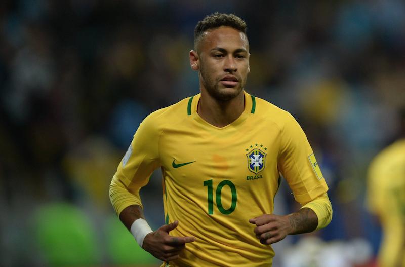 Neymar tiene la mente puesta en el Mundial