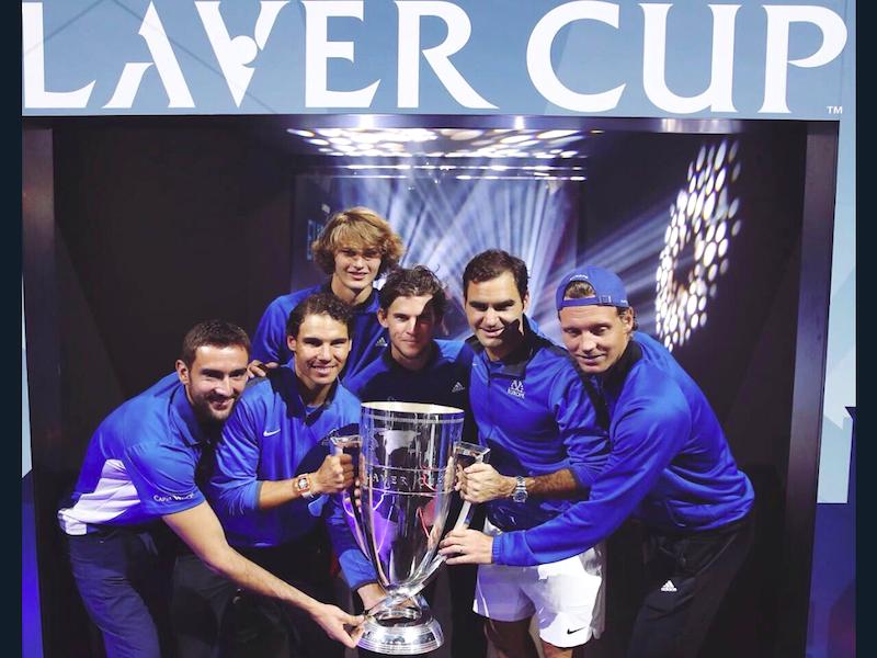 Video: Lo mejor de la Laver Cup
