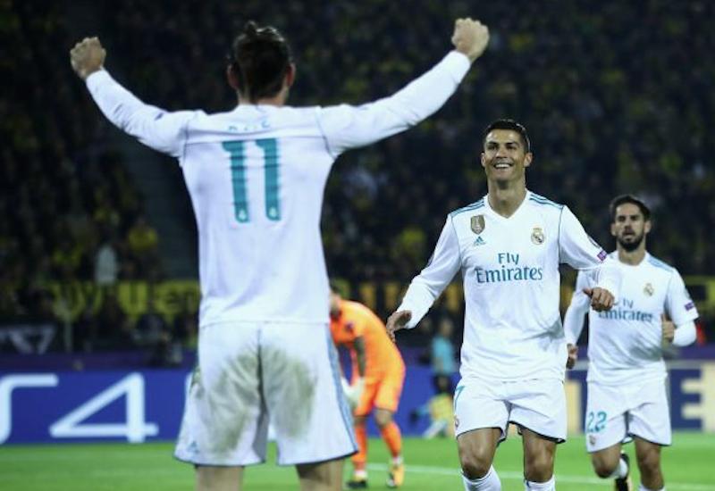 Real Madrid vence al Dortmund por primera vez en Alemania