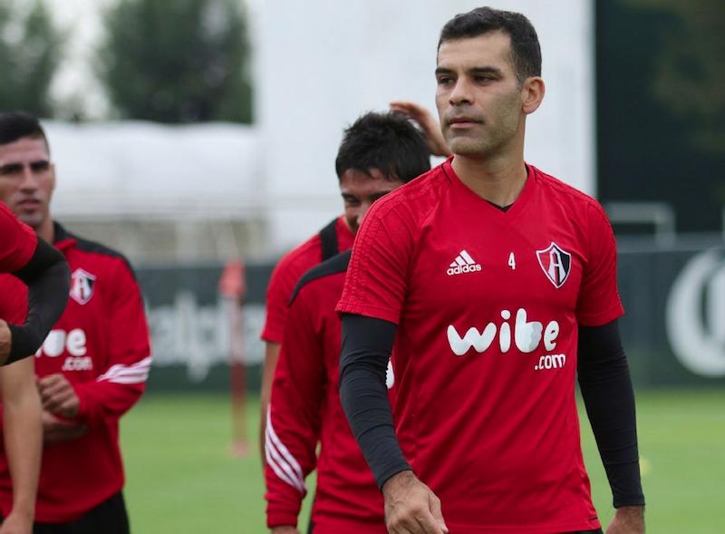 Rafa Márquez cerca de volver a las canchas