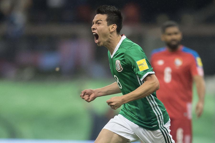 México clasifica a Rusia 2018 de la mano de Lozano