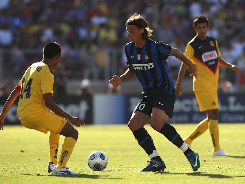 El día que América derrotó al Inter de Milán de Mourinho