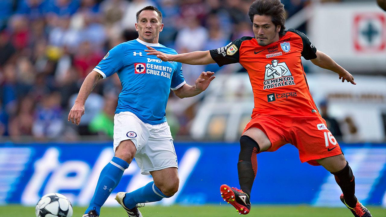 Cruz Azul-Pachuca se jugará en estadio Hidalgo