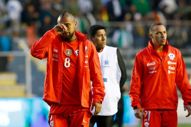 Así la eliminatoria en CONMEBOL: Chile, fuera de Rusia