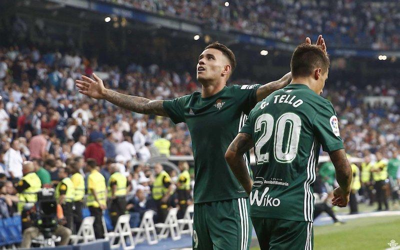 Betis y Guardado dedican victoria vs Real Madrid a México