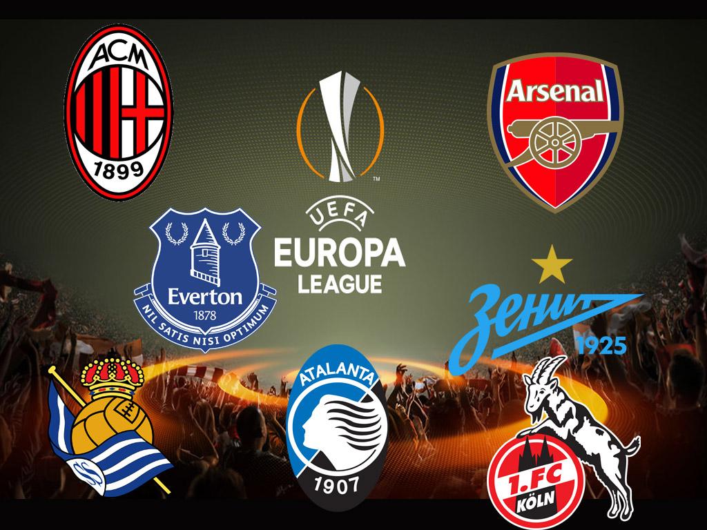Milan, Atalanta, Zenit, Real Sociedad y Arsenal golean en Europa League