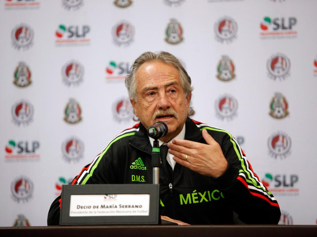 FMF donará fuerte suma económica a damnificados mexicanos