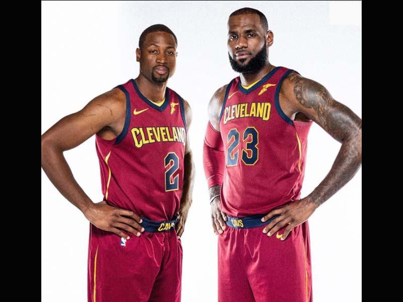 Oficial: LeBron James y Dwayne Wade volverán a jugar juntos