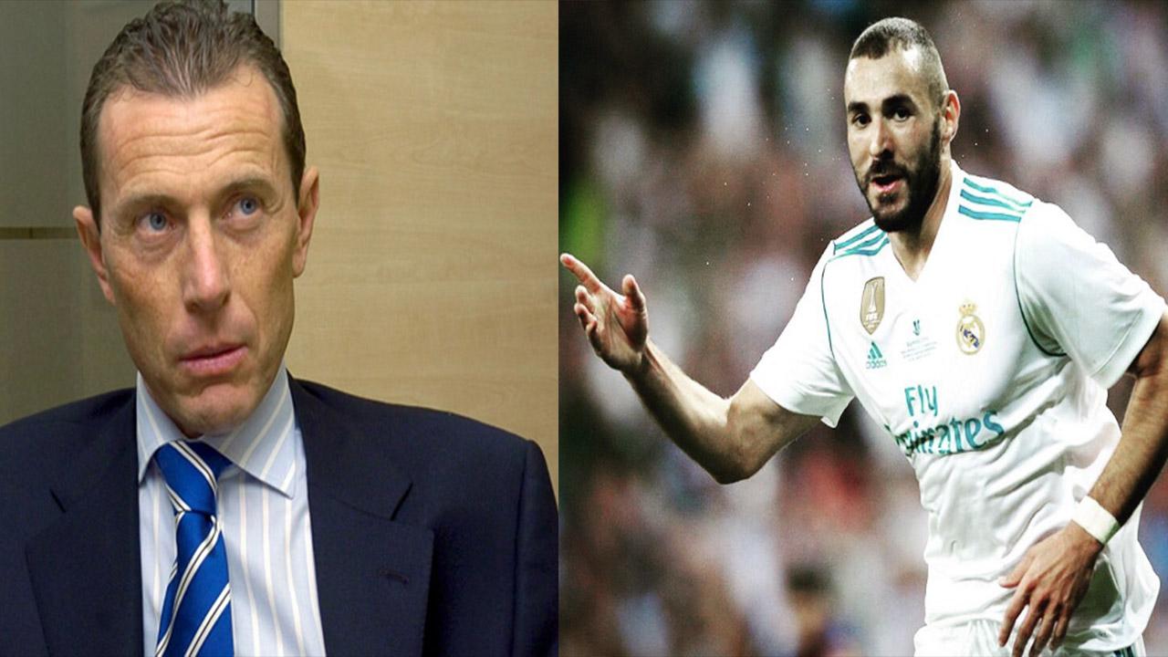 Benzema y Butragueño mandan mensaje de aliento a México