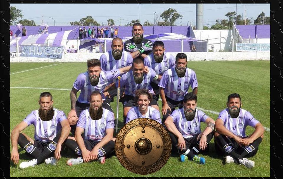 'Gladiadores' hacen aparición en Copa Argentina