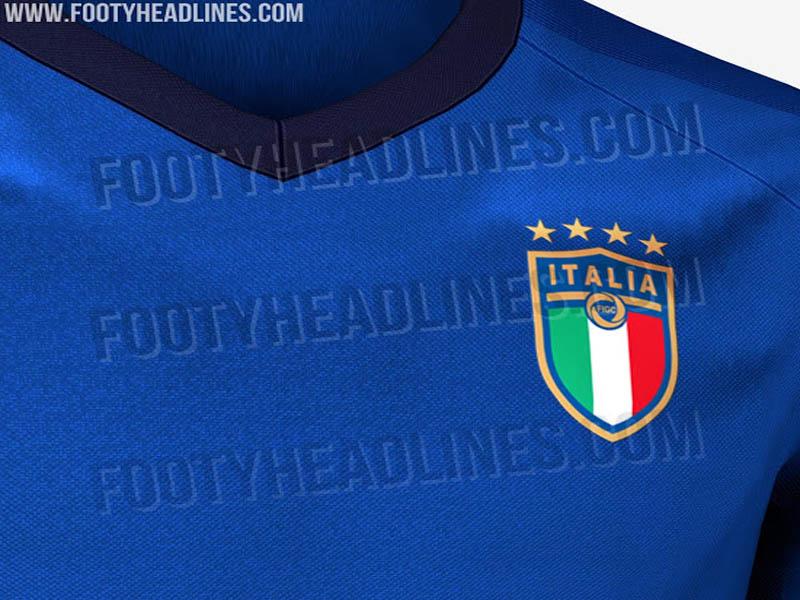 bd8528e9a0fc8 Italia estrenará esta camiseta en el Mundial 2018 - Estadio Deportes