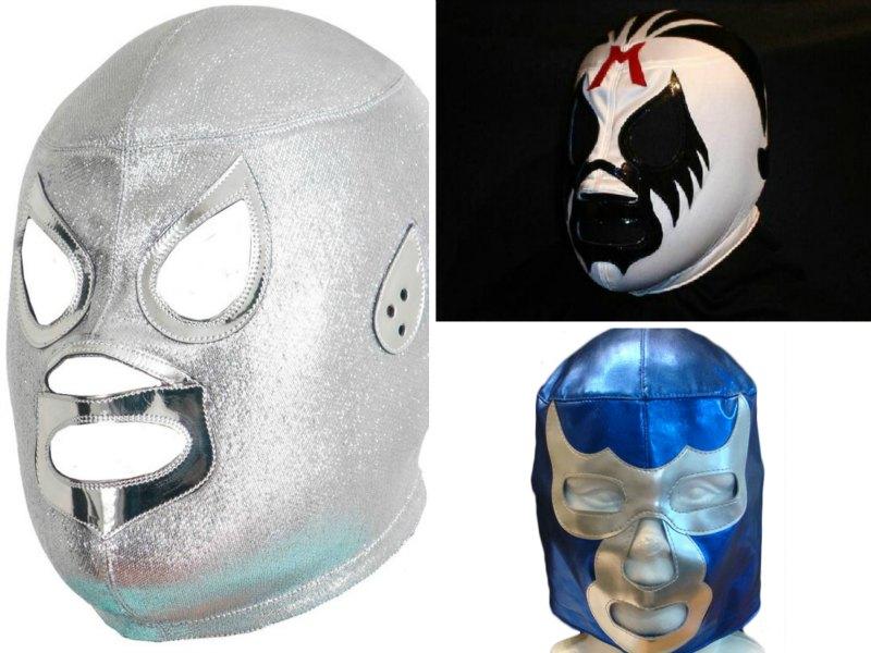 Las máscaras legendarias de la lucha libre Parte 1