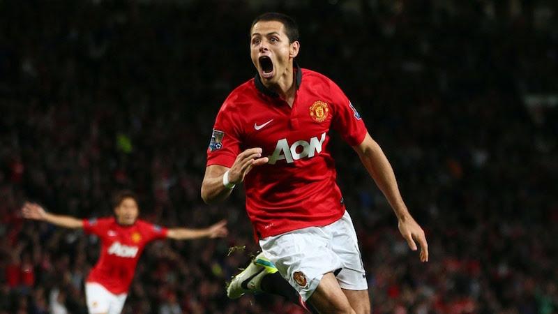 Manchester United no deja de elogiar al Chicharito