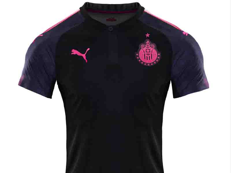 huge selection of f47da 64475 Estos son los jerseys del Project Pink de Puma - Estadio ...