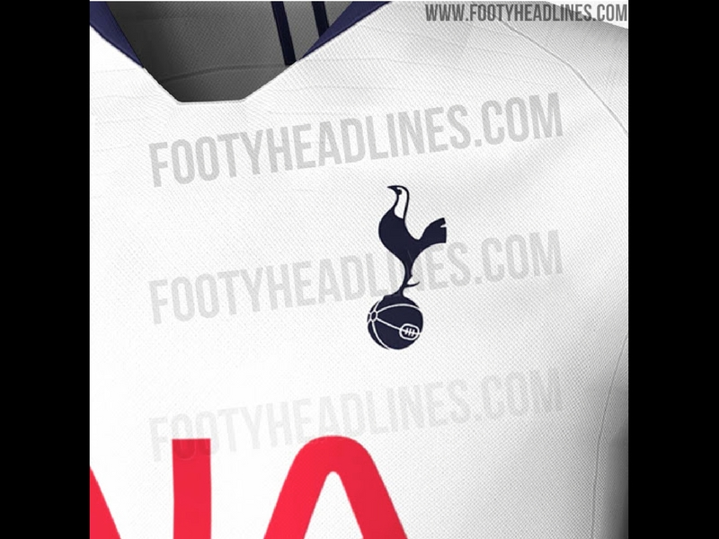Filtran kit 2018-19 de Tottenham Hotspur