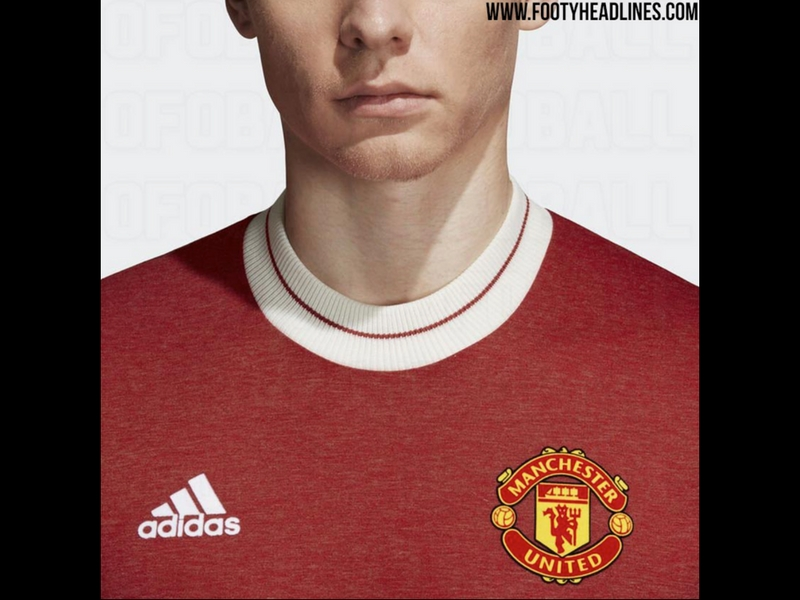 Filtran kit retro del Manchester United para 2018-19
