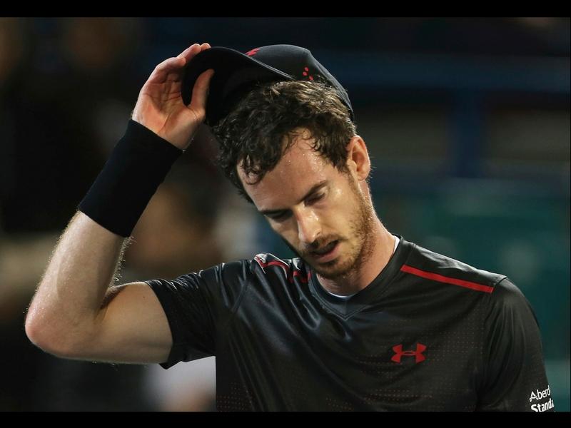 Andy Murray se aleja del tour por cirugía
