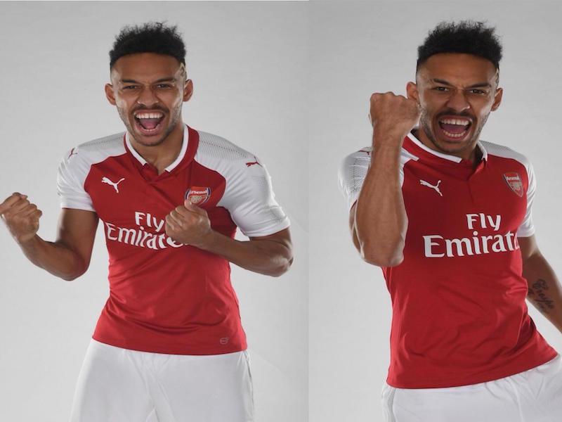 ¡OFICIAL! Aubameyang ya es del Arsenal