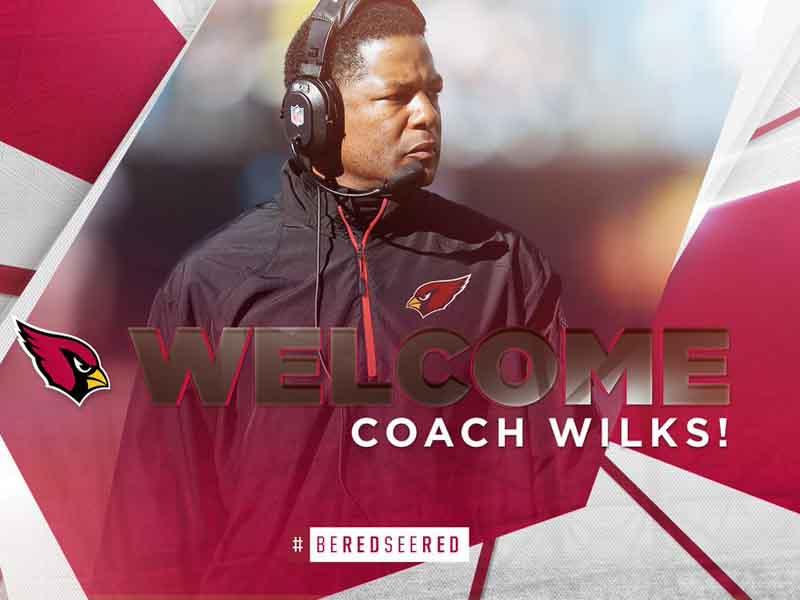 Arizona tiene nuevo entrenador en jefe