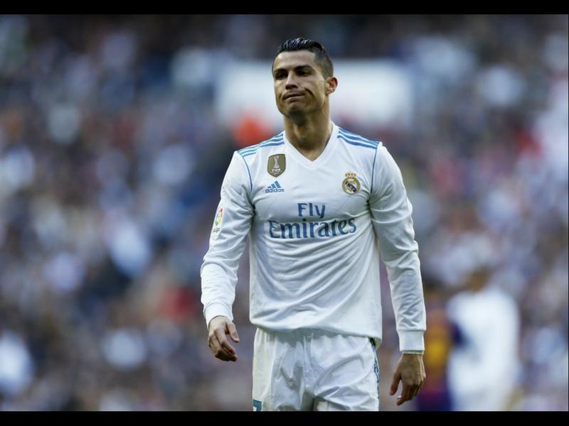 Real Madrid, a un punto de salir de puestos de Champions