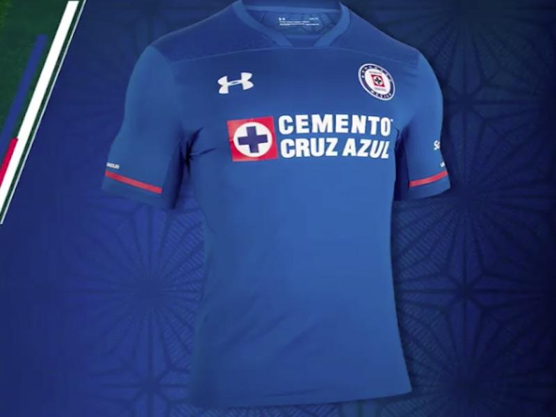 8e6c820e2bd Cruz Azul volvería a vestir esta marca para el Apertura 2018 ...