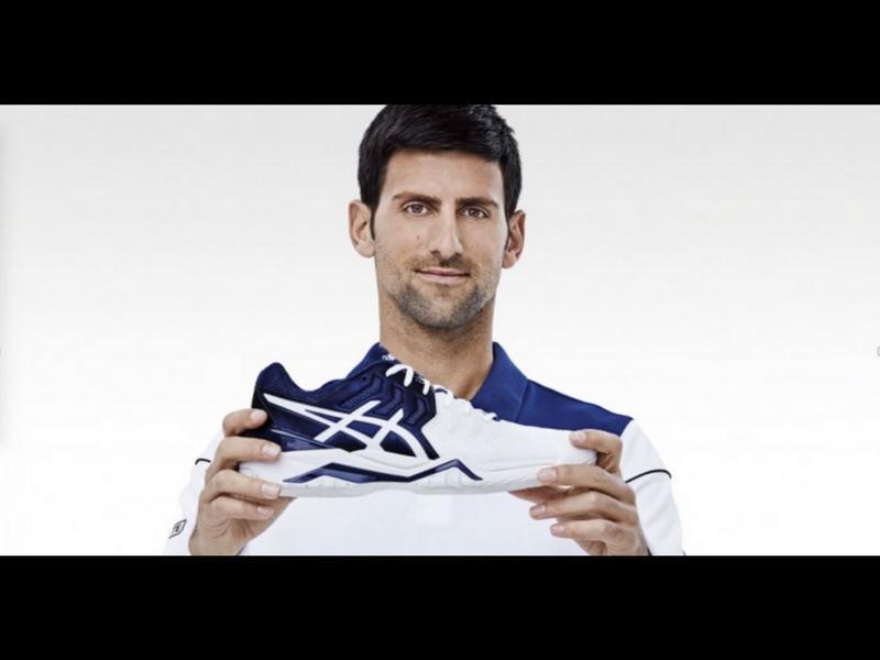Djokovic anuncia cambio de patrocinador con video