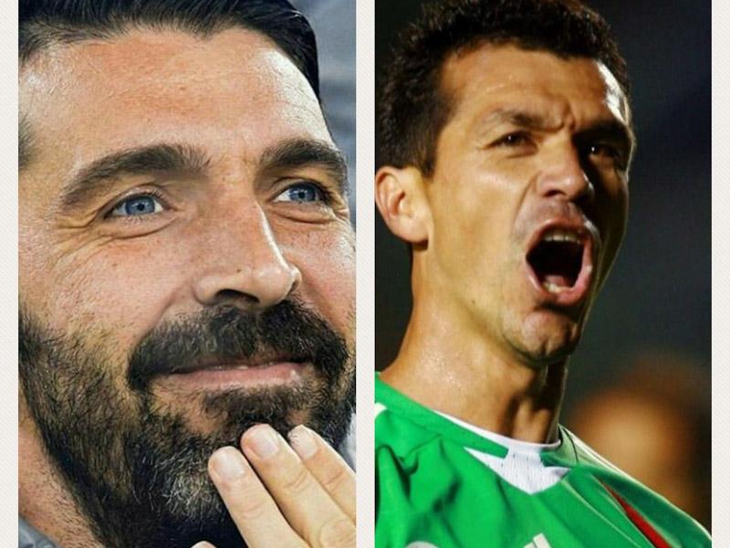 Vídeo: ¿Recuerdas el golazo de Borgetti a Buffon?