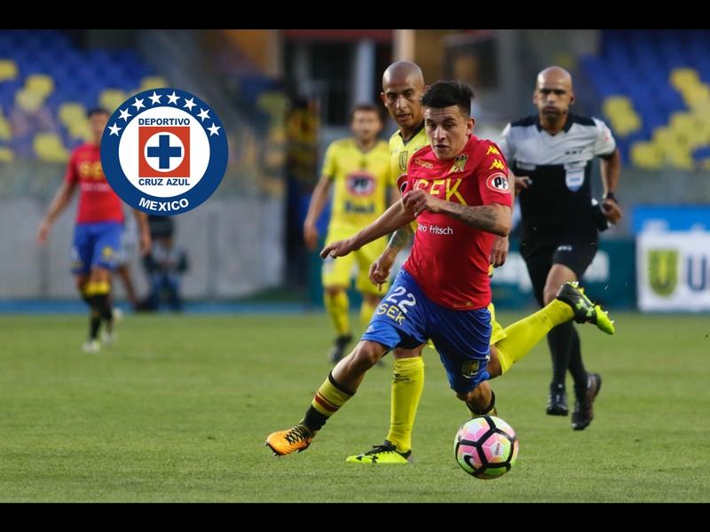Pablo Aránguiz se acerca a Cruz Azul