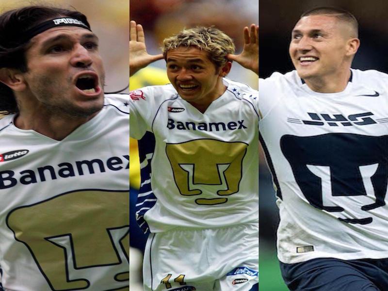 Futbolistas de Pumas más odiados por americanistas