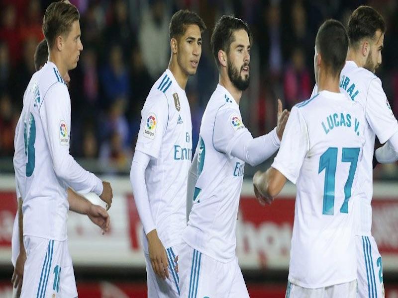¡Real Madrid inicia con el pie derecho el 2018!