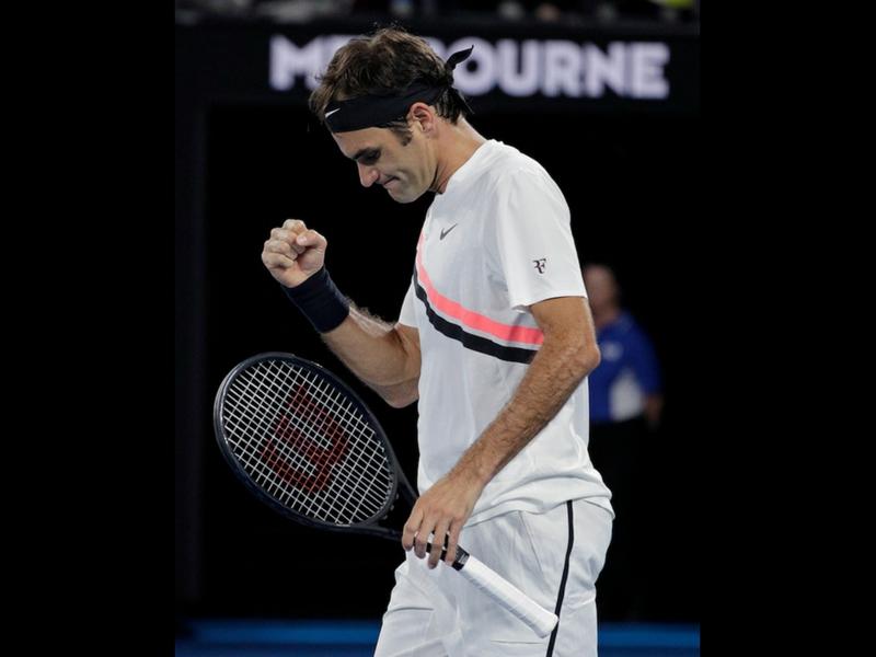 Federer avanza a segunda ronda en Australia