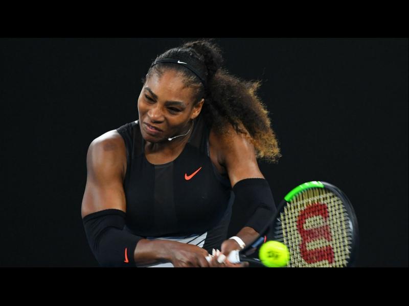 Serena queda fuera del Abierto de Miami